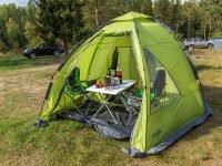 Выходные на Онежском озере с палатками NORFIN Zander 4 и NORFIN Tench 3