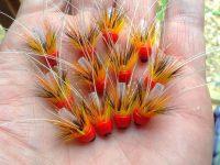 Каждый вторник вяжем нахлыстовые мушки, в этот раз 2 марта в 19-00 вяжем мушку Cascade mini tube