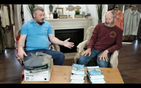 Михаил Скопец снова у нас в гостях! Рыбалке в Омане. Еще раз о книге. Patagonia и COSTA.