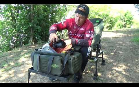 Вместительная карповая сумка Carp Pro — Carp Bag Big! Обзор.