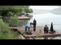 Спортивная ловля карпа на фидер с чемпионом мира Алексеем Страшным