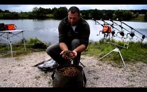 Как сделать смесь для ловли на ZIG RIG