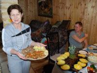 Рулет из бутора - исконно русского блюда