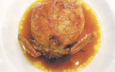 Блюда из осеннего вальдшнепа